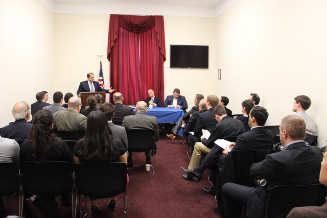 Capitol Hill briefing
